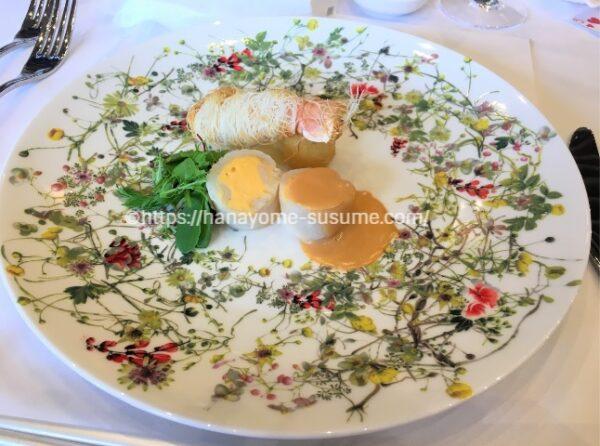 ノートルダム横浜みなとみらいの婚礼料理・前菜