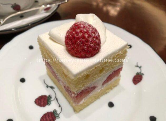 横浜ロイヤルパークホテルのウェディングケーキ