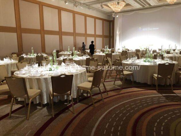 横浜ロイヤルパークホテルの鳳翔の全体写真