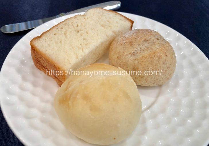 セントラファエロチャペル横浜のパン