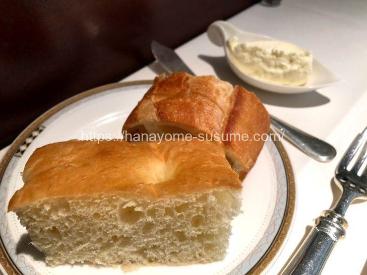 ホテル横浜ガーデンのパン