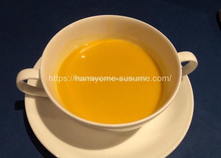 ブリーズベイホテルのスープ料理