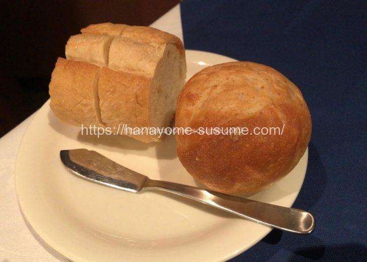 ブリーズベイホテルのパン