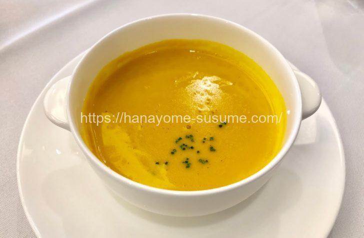 メルヴェーユのスープ料理