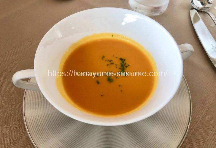 KKRポートヒル横浜のスープ料理
