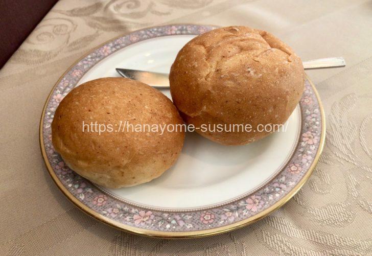 KKRポートヒル横浜のパン
